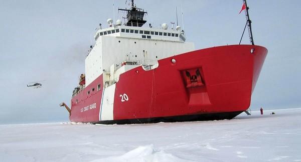 Mỹ muốn chạy đua với Nga tại Bắc Cực