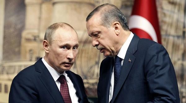 Thổ Nhĩ Kỳ đã có thỏa thuận với Nga khi tiến hành chiến dịch Cành Ô-liu