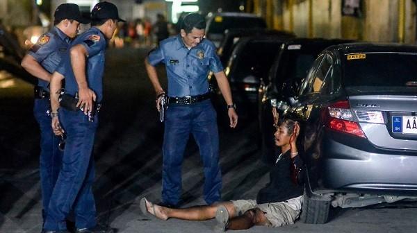 Cảnh sát Philippines sẽ tiếp tục chiến dịch chống ma túy gây nhiều tranh cãi