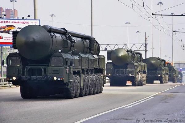 Nga phàn nàn với chính sách hạt nhân mới của Mỹ
