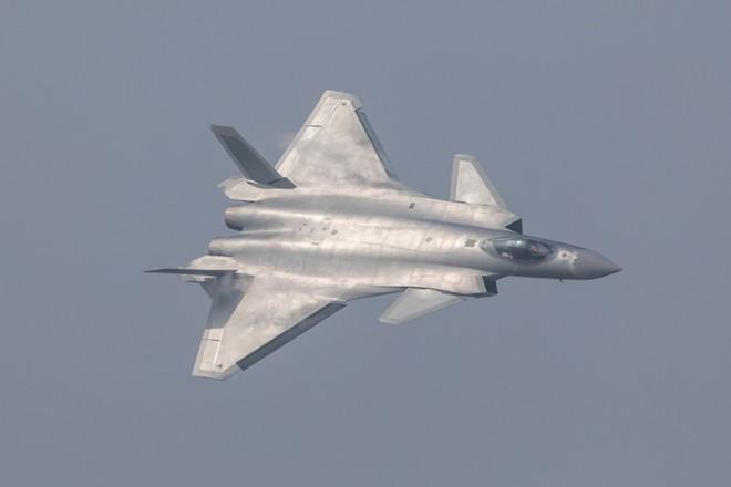 Tiêm kích J-20 của Trung Quốc