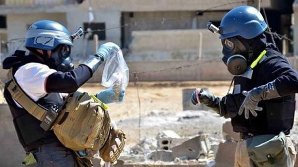 Thổ Nhĩ Kỳ phủ nhận cáo buộc sử dụng vũ khí hóa học ở Syria