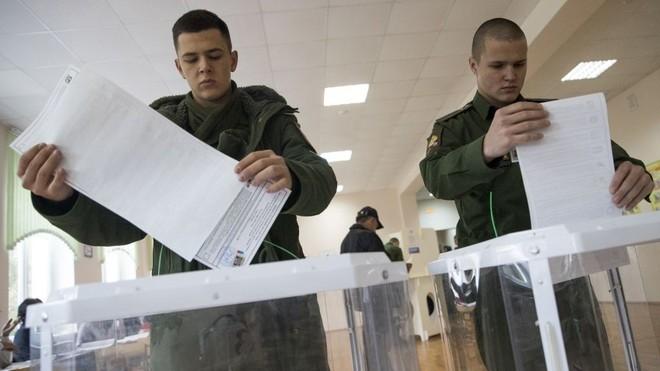 Nga sẽ tổ chức bầu cử tổng thống vào ngày 18-3