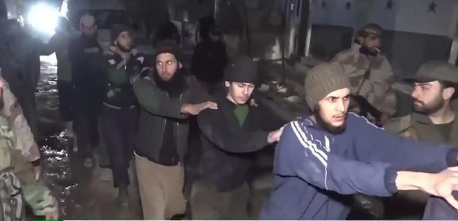 Các phiến quân đang đối mặt với thất bại và có thể đồng ý với yêu sách của chính phủ Syria