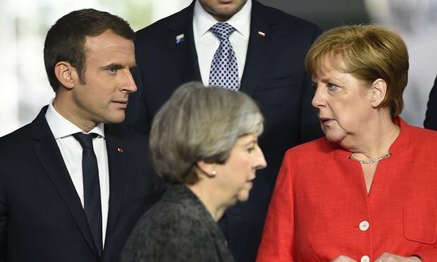 EU thống nhất ra biện pháp mạnh tay với Nga