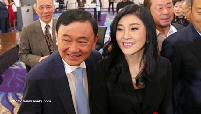 Anh em ông Thaksin liên tiếp được nhìn thấy đi lại giữa các quốc gia châu Á