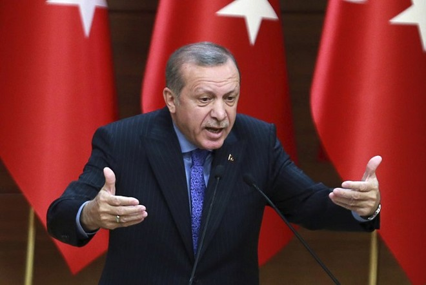 Thổ Nhĩ Kỳ chuẩn bị tiến hành chiến dịch quân sự mới ở Syria