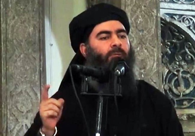 Các thân tín của thủ lĩnh IS Baghdadi đồng loạt bị bắt giữ