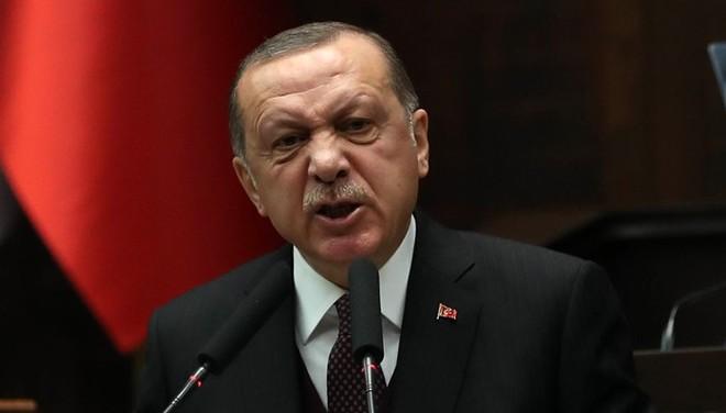 Tổng thống Thổ Nhĩ Kỳ chỉ trích mạnh mẽ hành động của Israel đối với người biểu tình