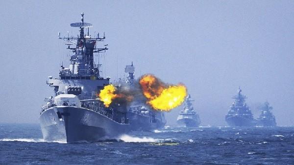 RIMPAC được coi là cuộc tập trận hải quân lớn nhất thế giới do Mỹ chủ trì