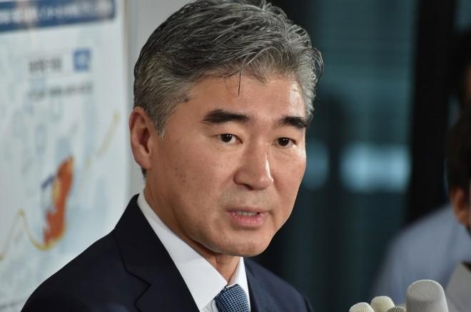 Ông Sung Kim được cho là đang có mặt ở Triều Tiên chuẩn bị cho Hội nghị thượng đỉnh tháng tới