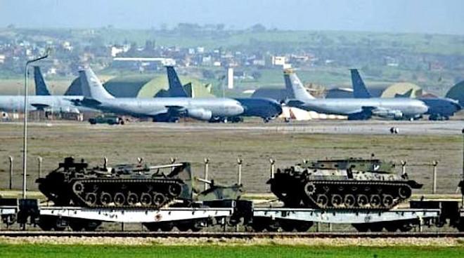 Thổ Nhĩ Kỳ có thể mời quân đội Mỹ rời khỏi căn cứ Incirlik
