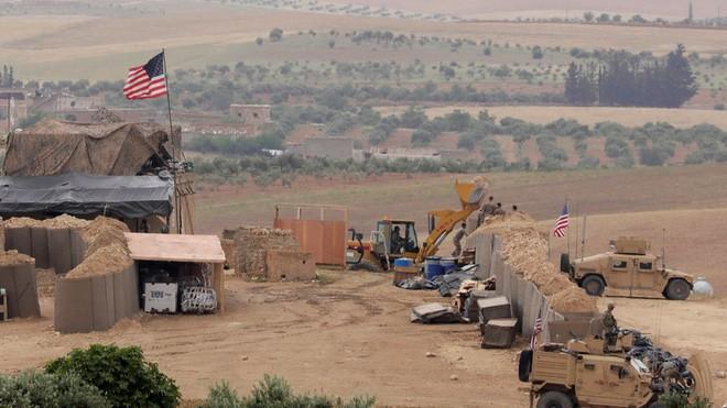 Quân đội Mỹ khẳng định chưa có kế hoạch rời Syria