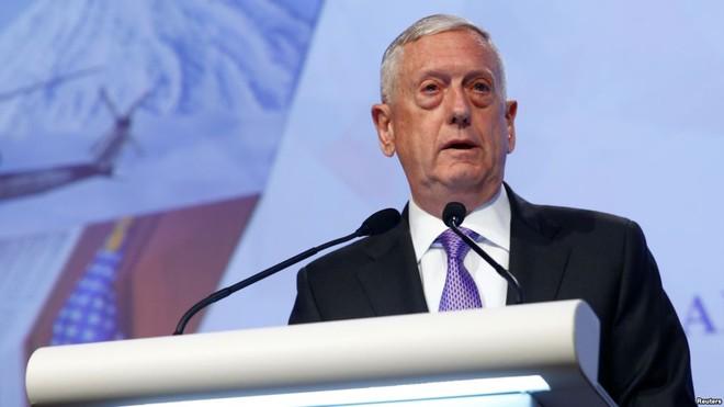 Bộ trưởng Quốc phòng Mỹ nêu điều kiện để nhượng bộ Triều Tiên