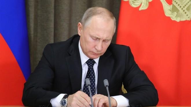 Đạo luật mới cho phép chính phủ Nga có đặc quyền trong đáp trả trừng phạt từ nước ngoài