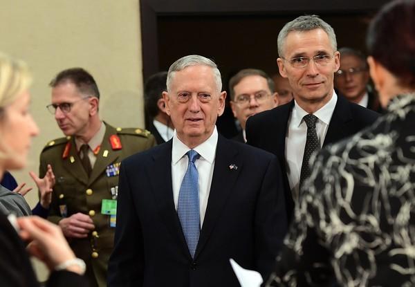 Mỹ muốn NATO tập trung chống lại Nga ở châu Âu