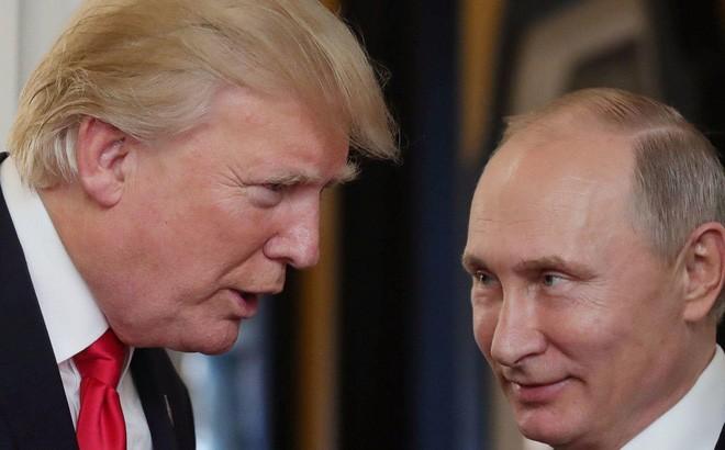 Tổng thống Trump đánh giá cao tầm ảnh hưởng của Nga