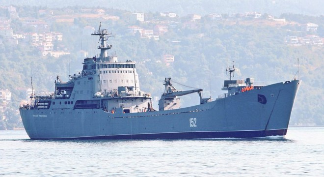 Nga liên tiếp bổ sung khí tài cho quân đội Syria
