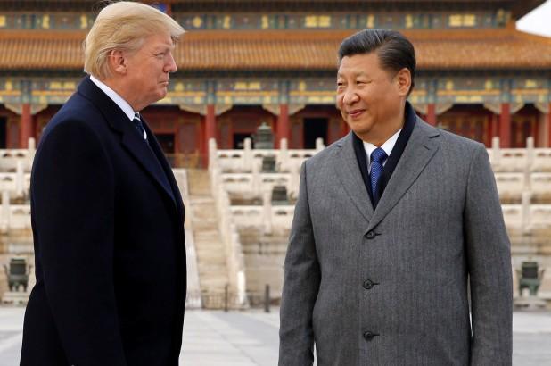 Trung Quốc đáp trả ngay sau khi Tổng thống Trump công bố mức thuế mới đối với nhiều mặt hàng Trung Quốc