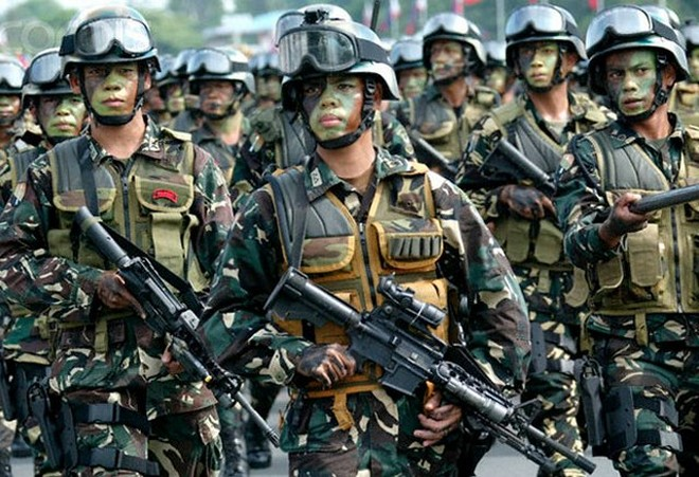 Quân đội Philippines quyết hiện đại hóa để đương đầu với nhiều thử thách