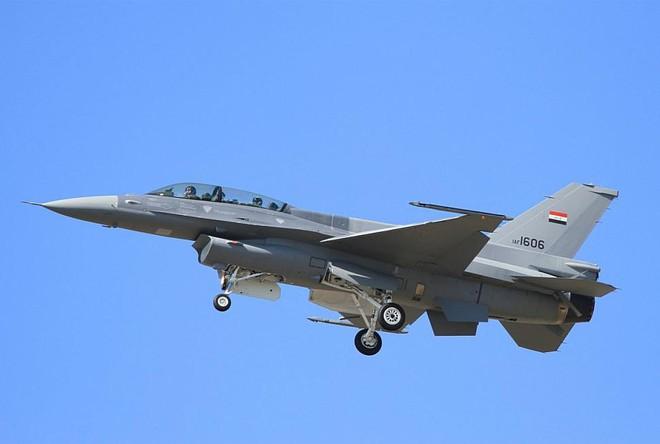 45 tên khủng bố đã thiệt mạng trong vụ không kích của Iraq