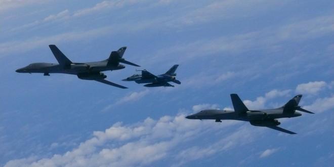 Mỹ chưa kết luận là Trung Quốc đứng sau các vụ chiếu laser vào máy bay ở biển Hoa Đông