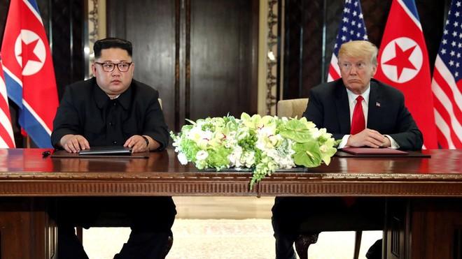 Mỹ cương quyết giữ nguyên trừng phạt với Triều Tiên