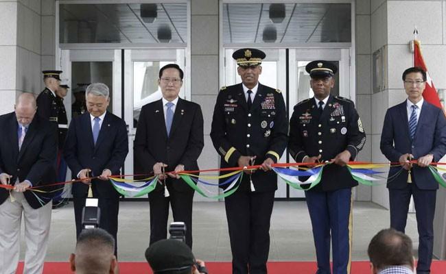 Trụ sở mới của quân đội Mỹ tại Hàn Quốc sẽ nằm ngoài tầm bắn của pháp binh Triều Tiên
