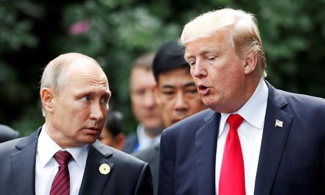 Tổng thống Putin và Trump sẽ dự hội nghị thượng đỉnh vào ngày 16-7 tới