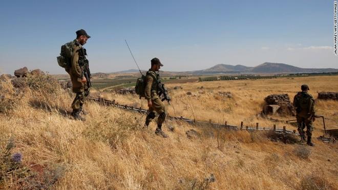 Quân đội Syria đang tiến sát đến biên giới với Israel