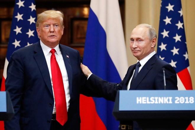 Tổng thống Putin chỉ trích những thế lực làm hỏng quan hệ Nga - Mỹ