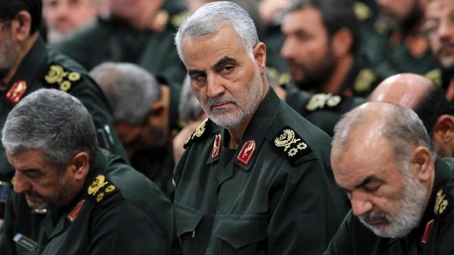Ông Soleimani cảnh báo những lời đe dọa chiến tranh của Mỹ