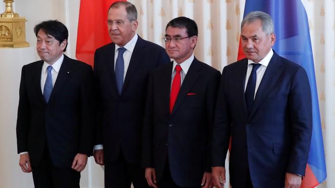 Nhật Bản chỉ trích hoạt động quân sự của Nga ở quần đảo Kurils/vùng lãnh thổ phía Bắc