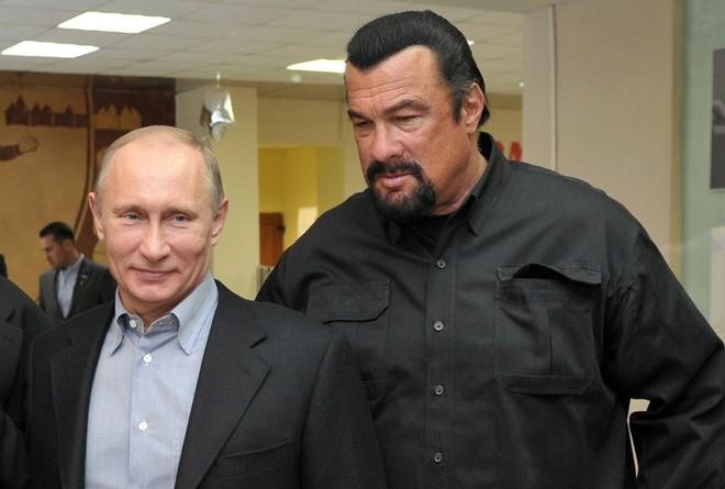 Ông Seagal được coi là một người bạn tốt của Tổng thống Putin