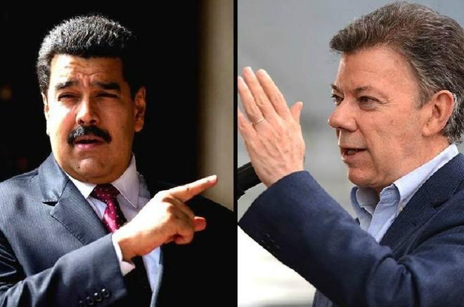 Venezuela cho rằng chính quyền Colombia đứng sau vụ tấn công