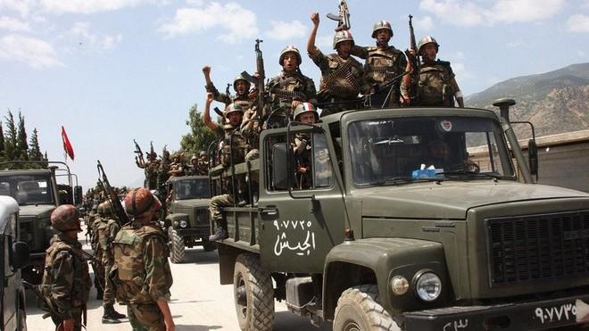 Quân đội Syria đã thay đổi toàn diện kể từ khi có sự hỗ trợ của Nga