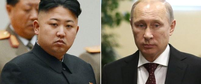 Tổng thống Putin và ông Kim Jong-un có thể gặp nhau vào tháng 9 tới