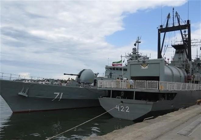 Kamand tiếp tục là một sản phẩm vũ khí phát triển nội địa của Iran