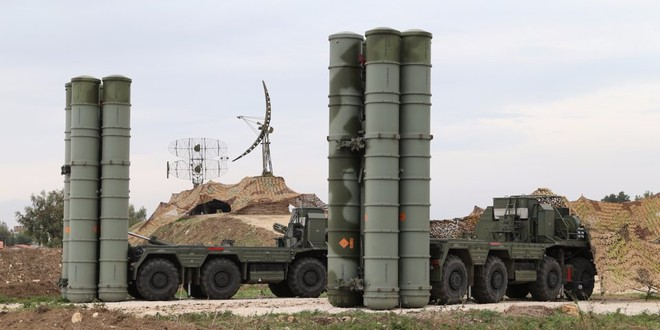 Máy bay không người lái liên tiếp quấy rối căn cứ quân sự Nga