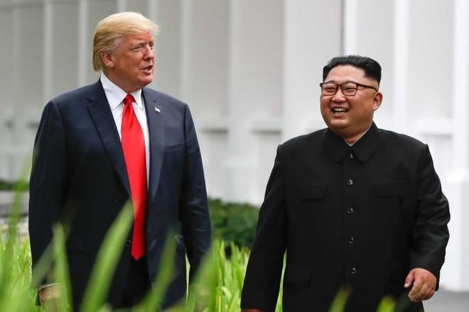Tổng thống Trump sẵn sàng gặp lại ông Kim Jong-un