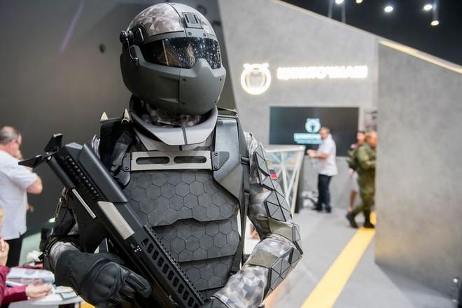 Nga đang phát triển bộ quân phục ưu việt cho binh lính