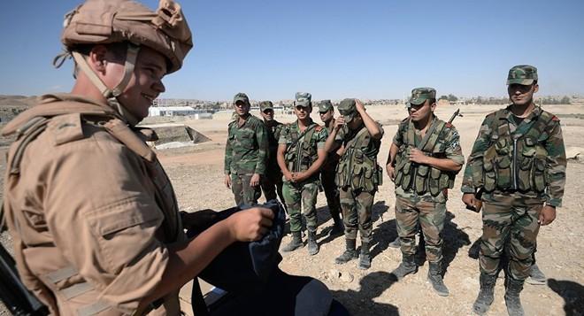 Nga đã có chiến dịch can thiệp quân sự thành công ở Syria