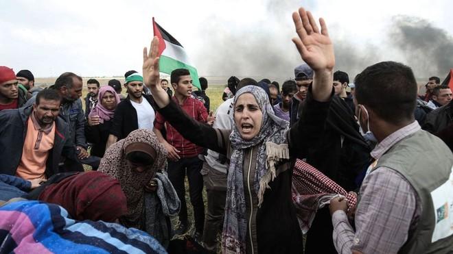 Mỹ liên tiếp ngừng các chương trình viện trợ cho Palestine