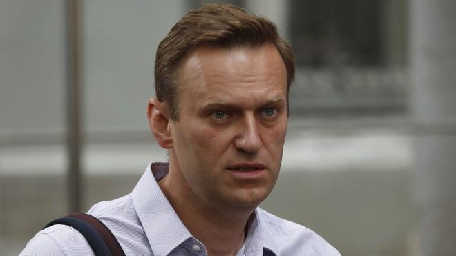 Ông Navalny từng rất nhiều lần ngồi tù vì tổ chức biểu tình chống chính phủ