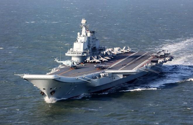Trung Quốc đang gấp rút thử nghiệm tàu sân bay nội địa mới