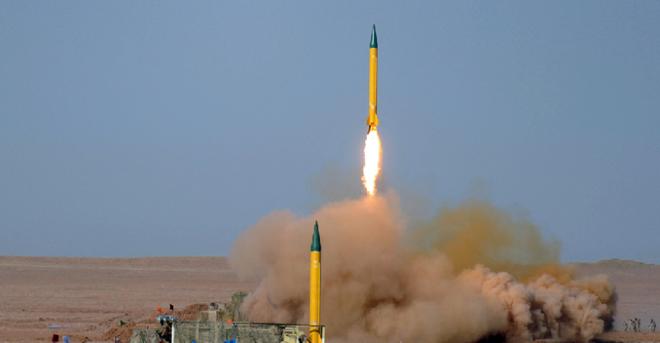 Iran là đồng minh của rất nhiều lực lượng phiến quân trong khu vực