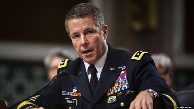 Tướng Miller có nhiều kinh nghiệm với chiến trường Afghanistan