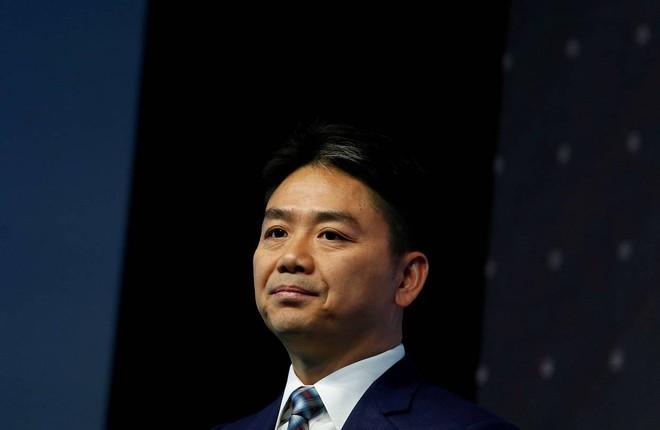 Ông Liu là nhà sáng lập của công ty thương mại điện tử JD.com