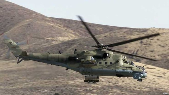Taliban khẳng định đã bắn hạ máy bay của chính phủ Afghanistan