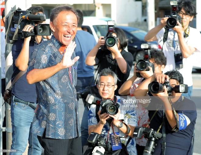 Ông Tamaki có quan điểm giống người tiền nhiệm về vấn đề căn cứ quân sự Mỹ ở Okinawa